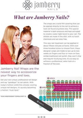 Jamberry Nail Wraps