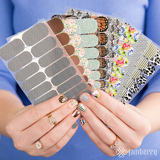 Jamberry Nail Wraps, Nail Products
