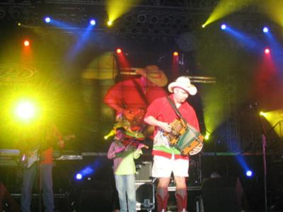 Performance at Disney World 2005.