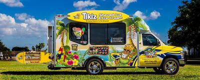 Tikiz Shaved Ice and Ice Cream