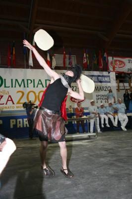 Tournament Salsomaggiore, Italy '07