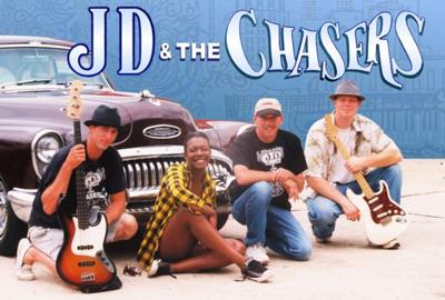 J.D. & The Chasers