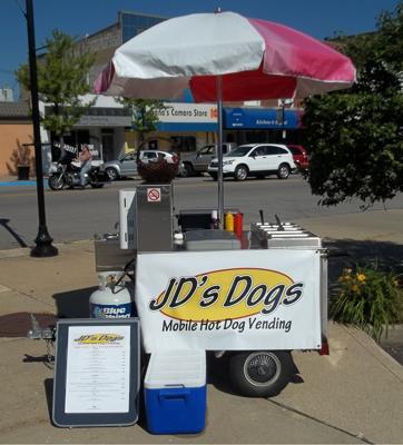 JD's Dogs... Back to Basics