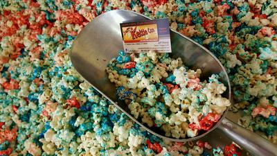 Jeff's Kettle Corn