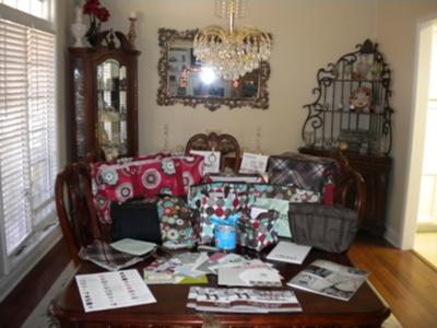 Jillian's Thirty-One Gifts