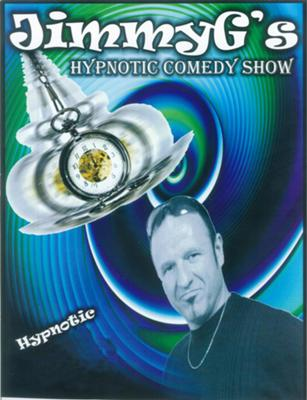 Comedy Stage Hypnotist JimmyG