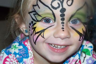 J&L Enchantment - Face Painting