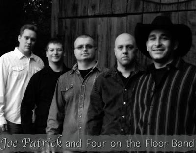Joe Patrick and Four on the Floor