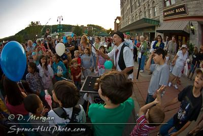 Mayor's Downtown Celebration 2008