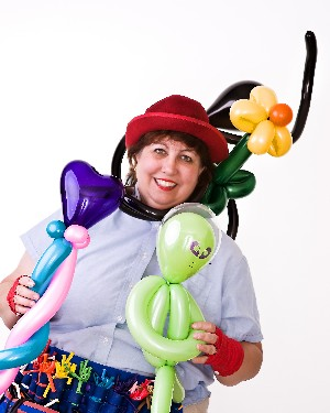 Jolly Holly Balloon Twister