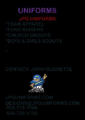 JPG Uniforms