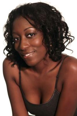 Actress Kenya Renee