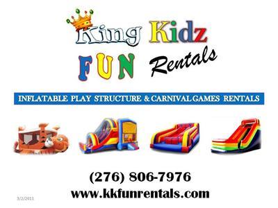 King Kidz Fun Rentals