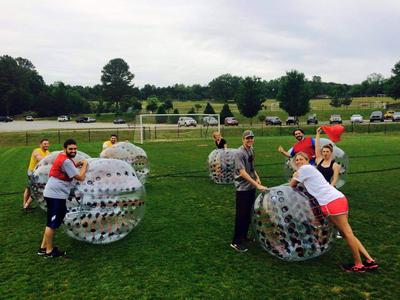 Inflatable Bubble Ball Rentals
