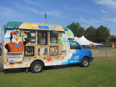 Kona Ice of Greenville NC