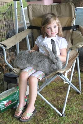 Otto Bunny and Friend
