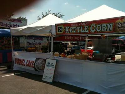 Krazy Kettle Korn