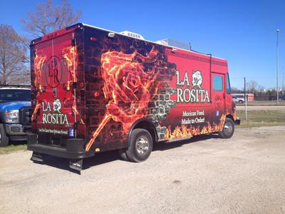 La Rosita Food Truck