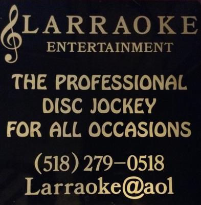Larraoke Entertainment