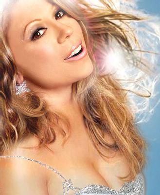 Professional Mariah Lookalike