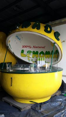 Lemonade Kiosk 13 000 Rochester New York