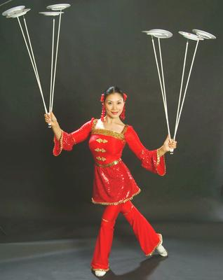 Liang Acrobatic & Comedy Show