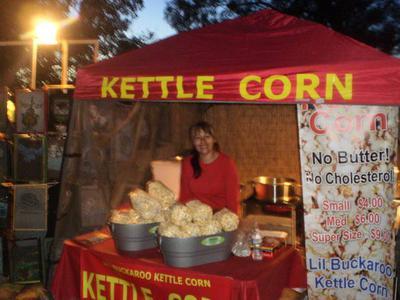 Lil Buckaroo Kettle Corn