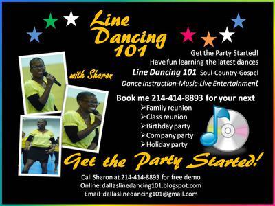Line Dancing 101