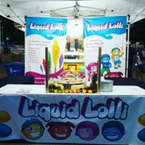 Liquid Lolli Lollipop Booth