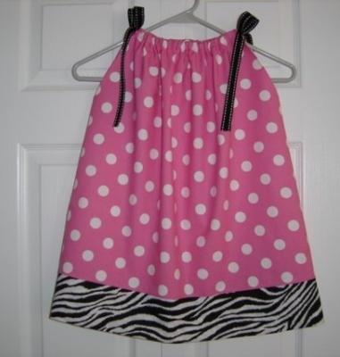 Pillcase Dress