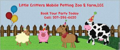 Little Critters Mobile Petting Zoo
