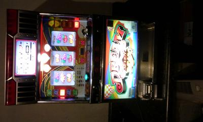 Lucky Dream 7 Slot Machine