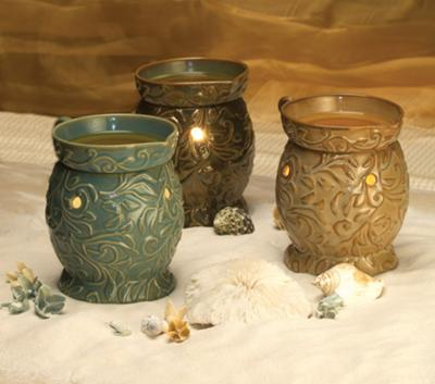 A sample of warmers for sale.