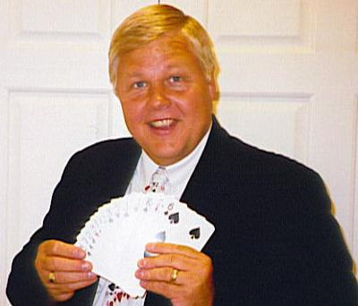 Chris Topel Magician