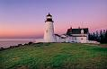 Maine Lighthouses Attraction