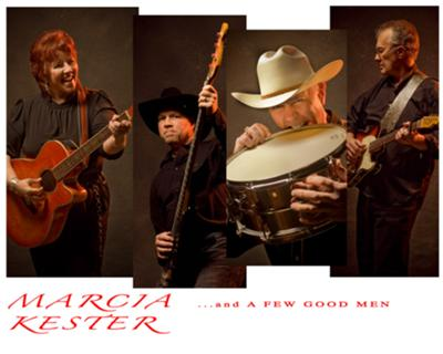 Marcia Kester & A Few Good Men Band