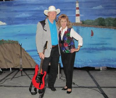 Performing for an RV Rally in Oklahoma