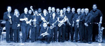 Mark Van Cleave Jazz Orchestra