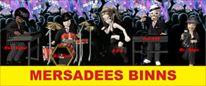 Mersadees Binns a Night of Entertainment
