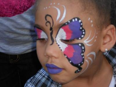 Mi mi in houston clown face painter and more houston for Cheap face painting houston