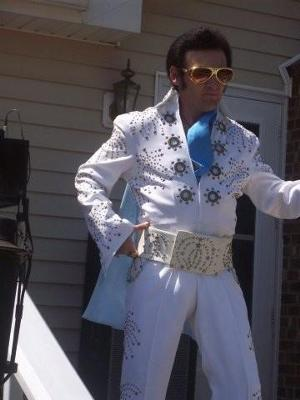 Elvis Tribute Artist Michael J. Humphrey