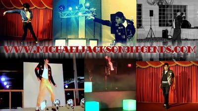 Michael Jackson Impersonator 3 Legends Cincinnati