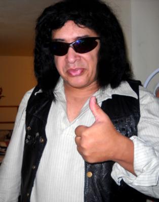 Michael Zimmonz - The Gene Simmons Tribute