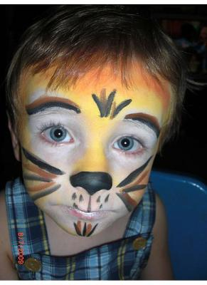 Michelle Cantrell - Fabulous Face Painting