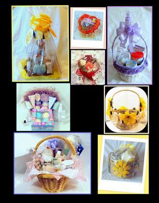 Milly Verchar Hand Decorative Gift Baskets