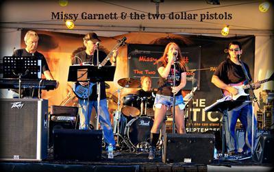 Missy Garnett & The Two Dollar Pistols