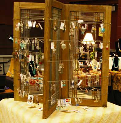 ML Ranch Jewelry's Booth