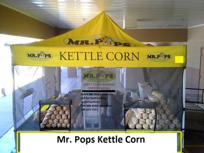 Mr. Pop's Popcorn and Gourmet Treats