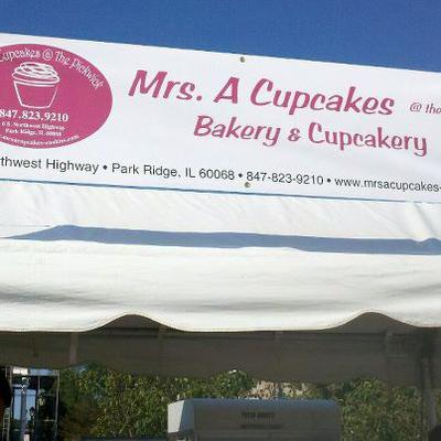 Mrs A Cupcakes@the Pickwick