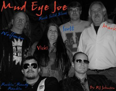 Mud Eye Joe/Rock Solid Blues
